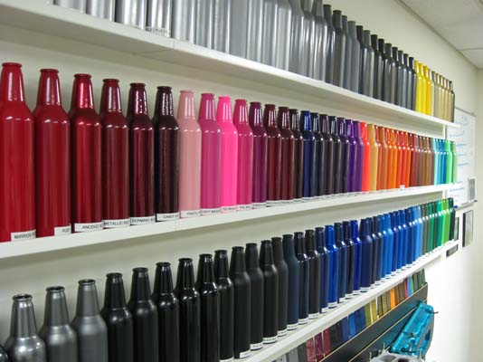Fascinating Finishes With Powder Coatings Special Effects