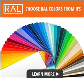 RAL - Choose RAL Colors from IFS Coatings