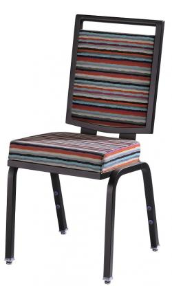 Stripey chairLR